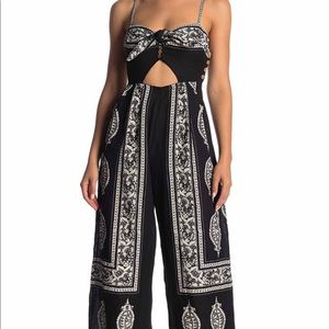 NWT Free people feel the sun jumpsuit